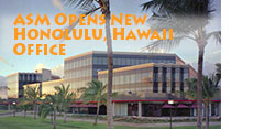 ASM Research Opens New Office in Honolulu, Hawaii