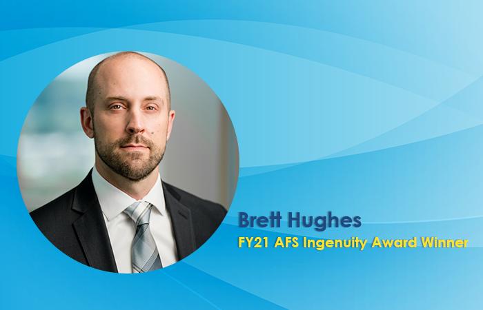 AFS Ingenuity Award_Brett Hughes